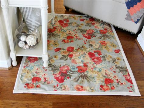 handmade to make easy sew and no sew for rugs diy