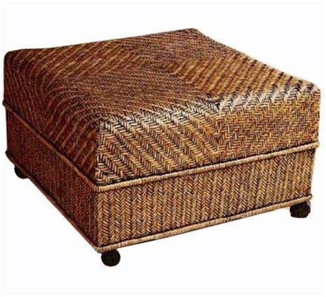 coffee table wicker coffee table ottoman free sle