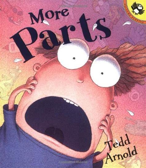 picture puffin books more parts picture puffin books tedd arnold の感想 3レビュー