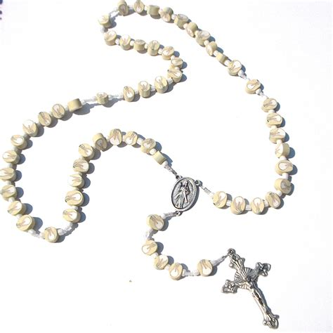 catholic rosary the clay rosary new jewelry and a custom rosary