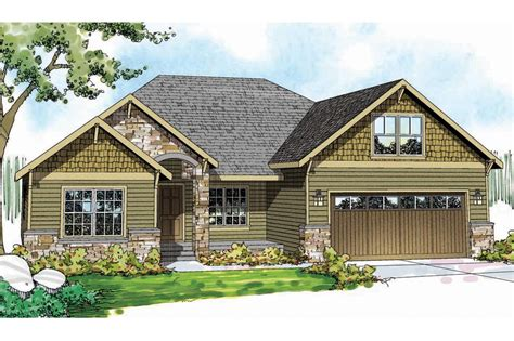 Craftsman House Plan craftsman house plans cascadia 30 804 associated designs
