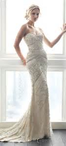 beaded wedding gown best 25 beaded wedding dresses ideas on
