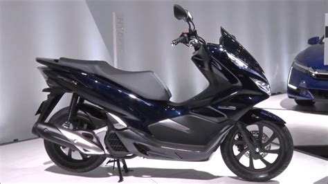 Pcx 2018 Hybrid by 2018 New Honda Pcx Hybrid And Pcx Electric