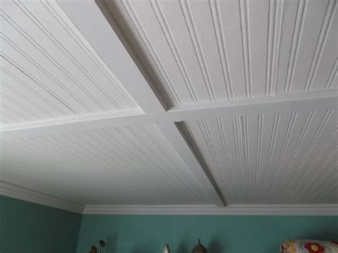 bead board wall paper living a cottage beadboard ceiling