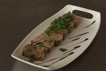recette de terrine de foie de volaille facile et rapide
