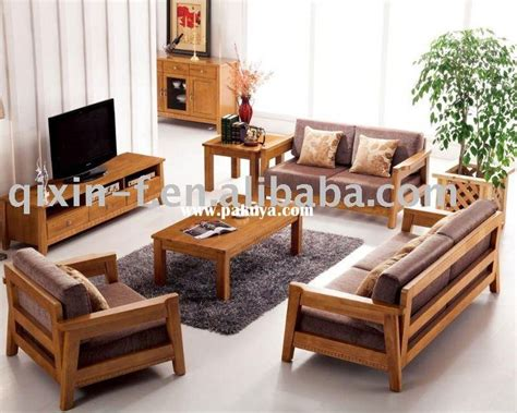 wood living room set 25 best ideas about wooden sofa set designs on