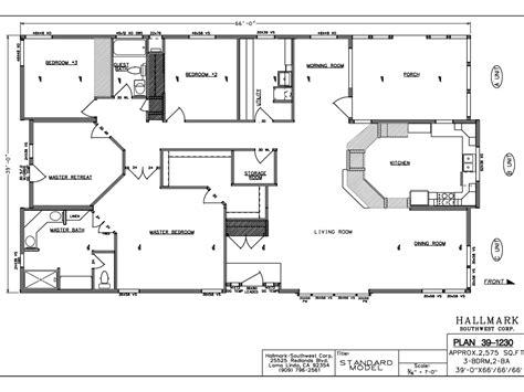 home floor plans floor wide mobile home floor