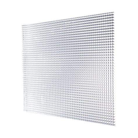 acrylic ceiling light panels 2 ft x 2 ft acrylic white prismatic lighting panel 5