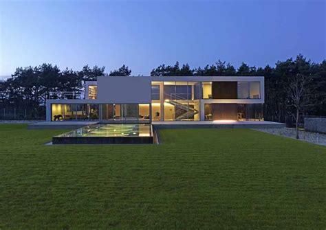 house poland aatrial house home opole property e architect