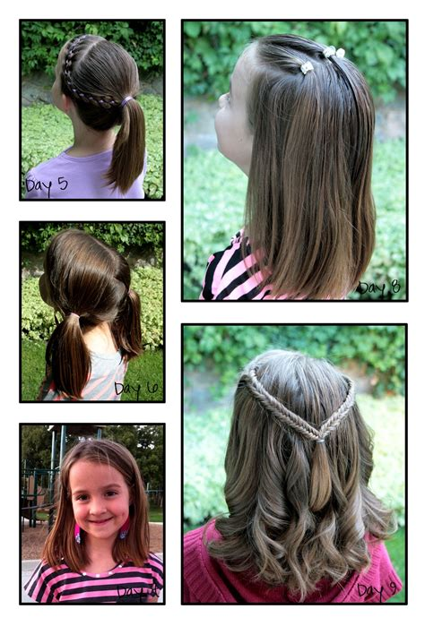 hairstyles 7 year olds min hairstyles for hairstyles for year olds best images