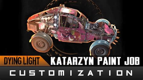 glow in the paint dying light dying light the following katarzyn paint location