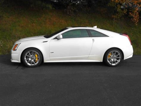 2010 Cadillac Cts V Coupe For Sale by For Sale 2012 Cadillac Cts V Coupe Auto Camaro5 Chevy