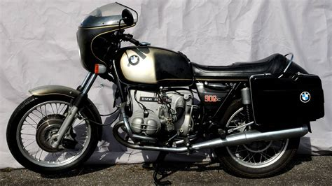 Bmw Motorcycles by Seven Favorite Vintage Bmw Motorcycles Up For Auction
