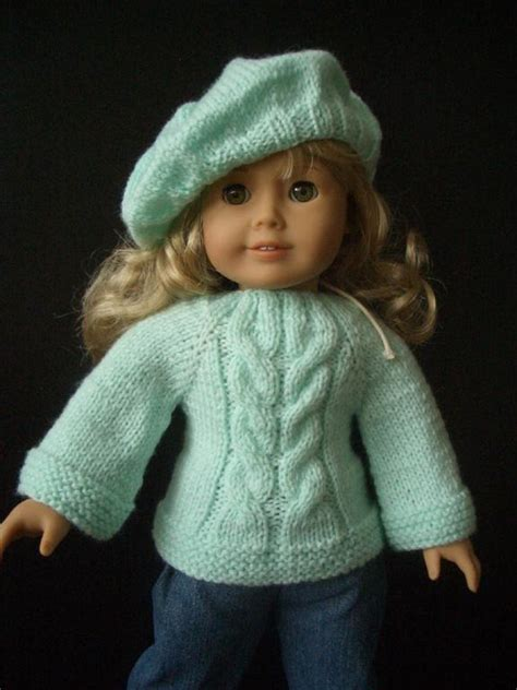 Free 18 Inch Doll Knitting Patterns Search Engine