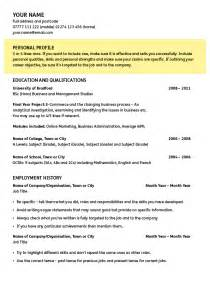perfect resume outline fast online help amp cv writer guide