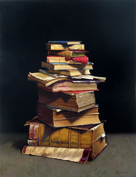 pictures of piles of books used and discarded books series ephraim rubenstein