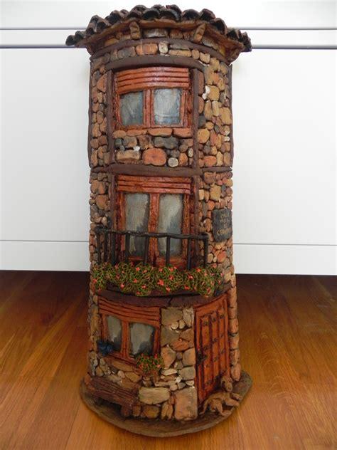 decoracion de tejas manualidades kekotes tejas decoradas artesanales