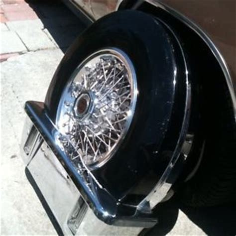 Cadillac 5th Wheel Bumper Kit by Cadillac Continental Kit On Popscreen