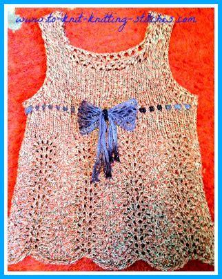 top stitch knitting knitting pattern fan and feather designs patterns