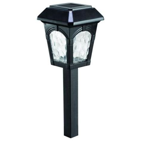 solar lights at home depot westinghouse grafton solar light set 6 782006