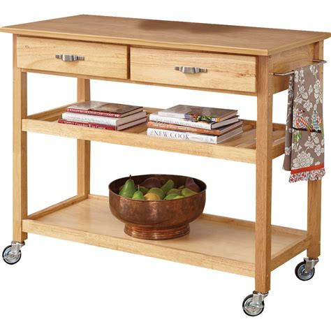 wood top kitchen island home styles kitchen island with wood top reviews