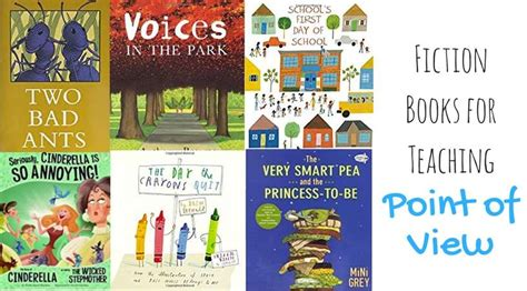 picture books to teach point of view teaching made practical