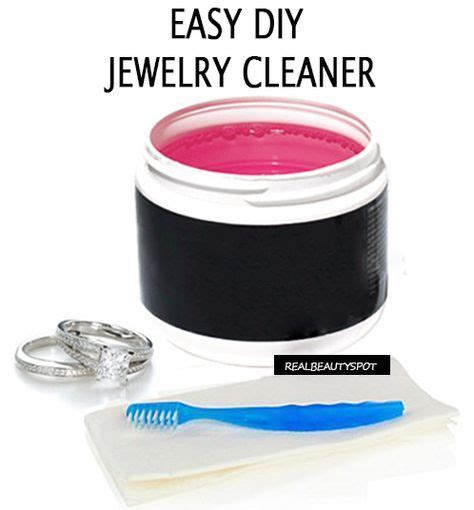 make jewelry cleaner 25 best ideas about jewelry cleaner on