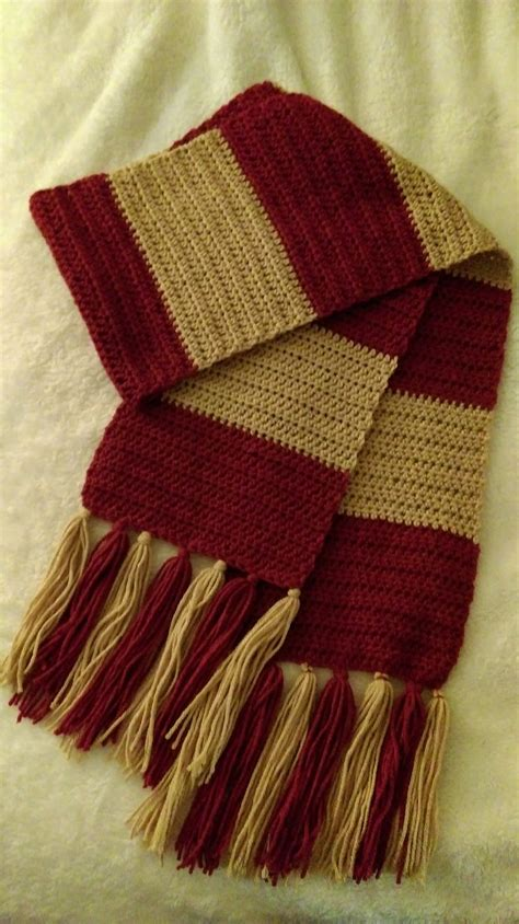 harry potter scarves knitting patterns the 25 best ideas about harry potter scarf on