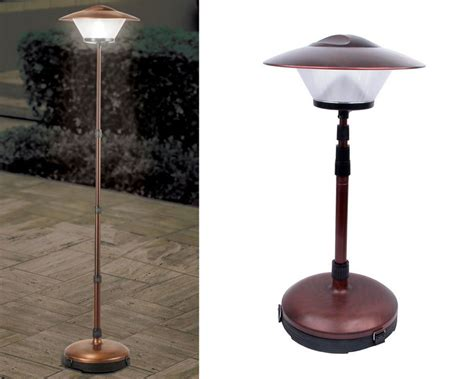patio table lighting patio table lighting java outdoor patio table l 34 215 3