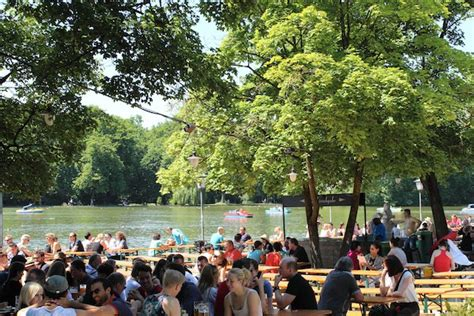 Englischer Garten München Viewing by Established Since De Seehaus Biergarten M 252 Nchen