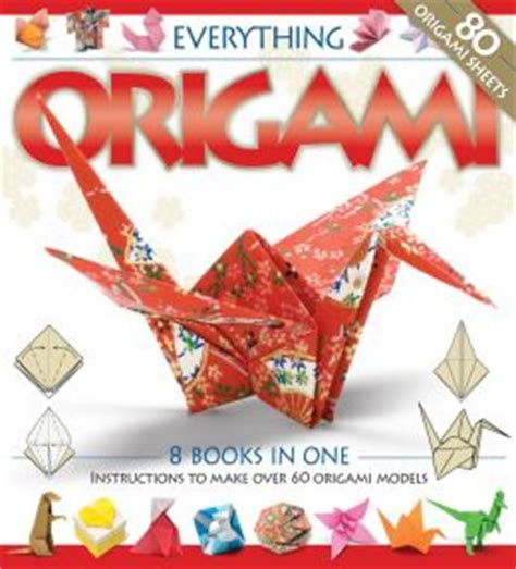 origami everything everything origami 8 books in one by hewat