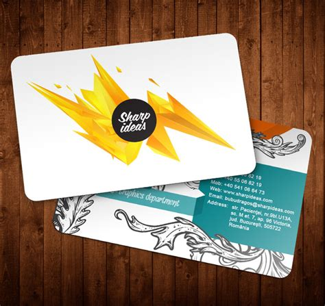 designs of cards 35 creative and most beautiful business card design exles