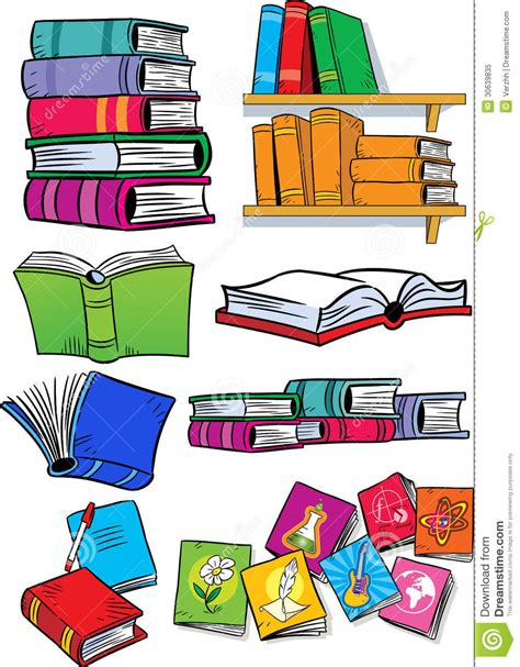 types of picture books several different books royalty free stock photo image