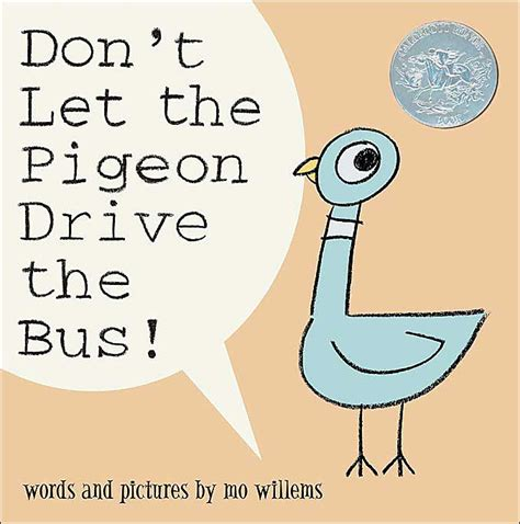 Top 100 Picture Books 3 Don T Let The Pigeon Drive The