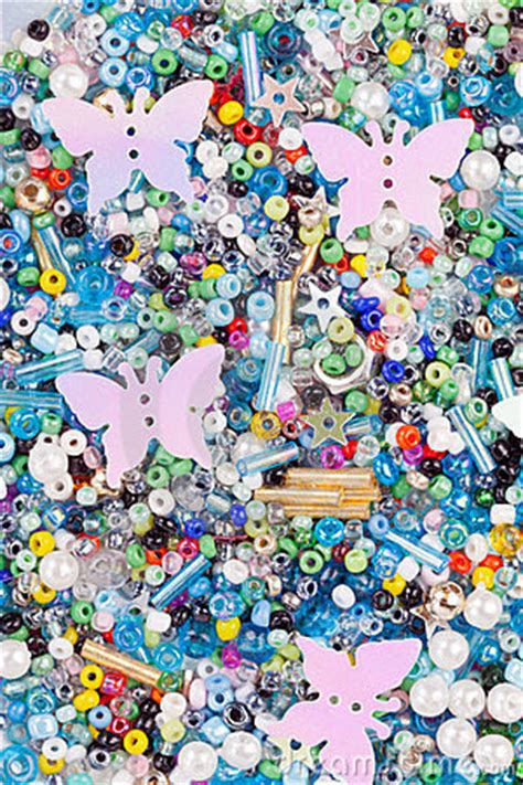 beading and sequins background of and sequins royalty free stock image