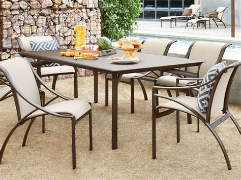 brown and outdoor furniture patio things brown pasadena collection for the