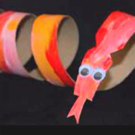 paper towel roll crafts for preschoolers snake paper towel roll school ideas paper