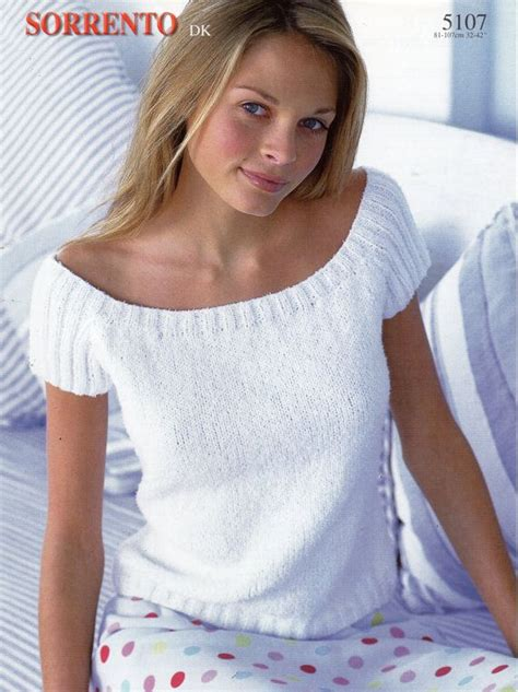 free knitting patterns for summer tops best 25 tops ideas on patrones simple
