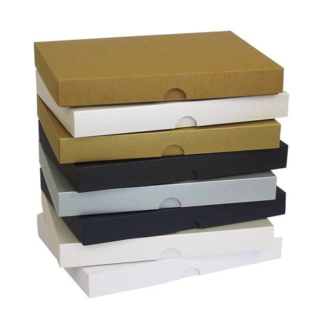 card box 5x7 inch pearlescent greeting card boxes invite wedding