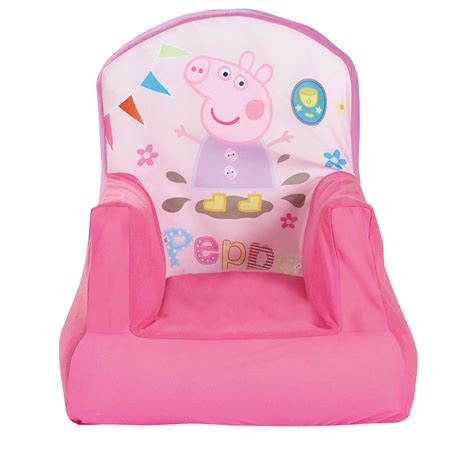 peppa pig bedroom furniture peppa pig cosy chair new official bedroom furniture