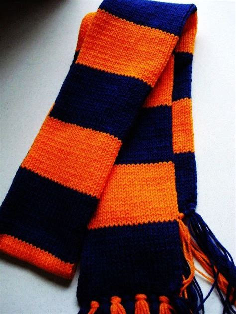 how to knit stripes in the 1000 images about striped knitted scarves on