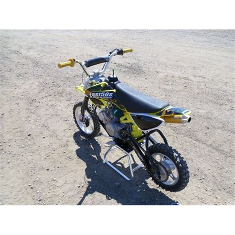Modified Mini Bikes by 2003 Honda Fast 50 Custom Modified Mini Dirt Bike