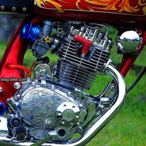 Gambar Motor Bagus by 51 Foto Gambar Modifikasi Motor Cb 100 Terbaik Kontes Drag