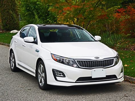 2015 Kia Optima Hybrid Ex 2015 kia optima hybrid ex premium road test review