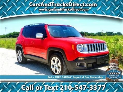 2015 Jeep Limited Review by 2015 Jeep Renegade Limited Review