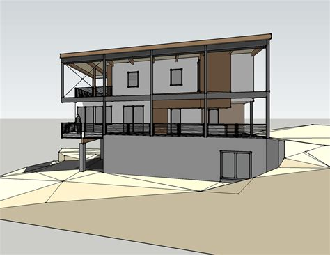 New House Plans mercer island house syndicate smith