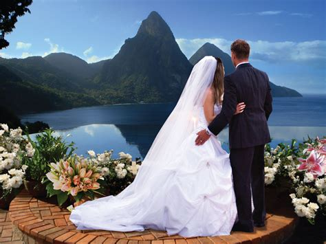 st wedding st lucia to host second annual elevated wedding