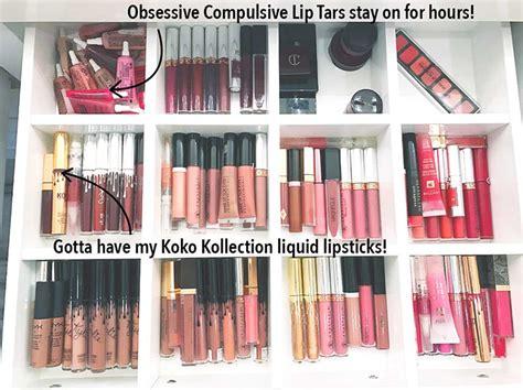khloe organization khloe kardashian s makeup storage organization stylecaster