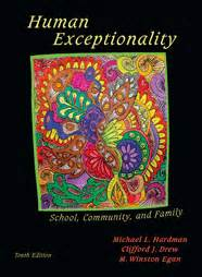 human exceptionality school community and family human exceptionality school community and family