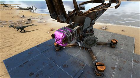 spray painter ark survival ballista turret official ark survival evolved wiki